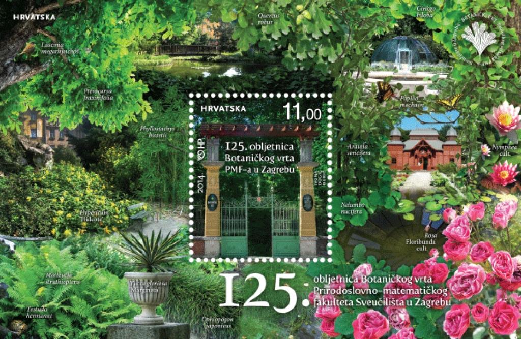 125 Godina Botanickog Vrta Pmf A
