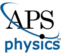 American Physical Society APS - probni pristup